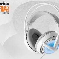 Steelseries (SS) Siberia V2/V 2 Frost Blue Gaming Headset with BLUE