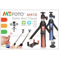 Jual Benro Smart Mini Tripod / Monopod / Tongsis For HP, Camera & GoPRO MK1 Murah