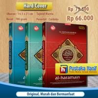 Al Quran Haramain Cordoba A5 - Tajwid Warna & Tafsir Ringkas