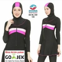 Jual Baju Renang Wanita Muslim Muslimah Dewasa ES-ML-DW-105 Murah