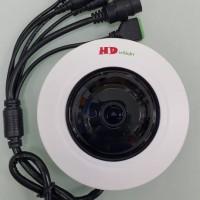 Camera CCTV FISHEYE 6MP. Sensor IMX 178+ S2L.66