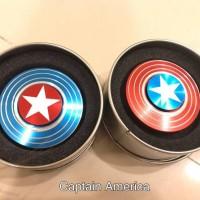 Fidget Spinner model Captain America Shield