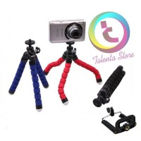 Jual Mini Tripod Spider Holder U Medium / Tripod Hp Murah