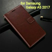 Flip Cover Samsung Galaxy A5 2017 | A520 | A52017 Wallet Leather Case