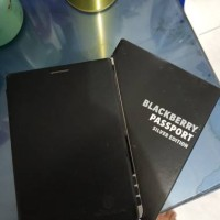 Jual BLACKBERRY PASSPORT SILVER EDITION Murah