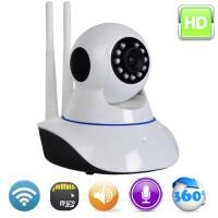 IP CAMERA HD 720P/WIFI/Internet Modem dan ADSL/Speedy
