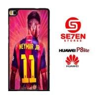 Casing HP HUAWEI P8 LITE neymar jr fc barcelona Custom Hardcase Cover