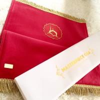 harga Sajadah Rumbai Premium Master Piece Osb Kemasan Mewah Osb Gold Tokopedia.com