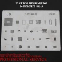 PLAT BGA BIG SAMSUNG S4 KOMPLIT  S5019 KD-001300