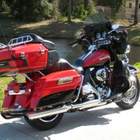 Jual Diecast Miniatur Motor Harley Davidson FLHTK Electra Glide 2013 Maisto Murah