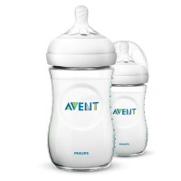 Jual Botol susu avet natural 2.0 single new design putih Murah