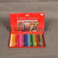 Faber Castell Classic Pencil 115846 Tin Case isi 36