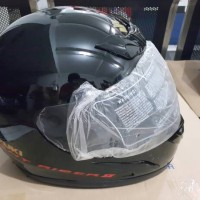 harga Helm Full Face Suzuki Nr (night Rider) Cool Black Tokopedia.com