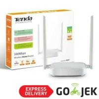 Tenda N301 Wireles Router 300Mbps 4Port 2 Antena Promo