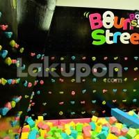 Tiket Bounce Street Indoor Trampoline Park Weekday 1 Orang