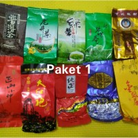 Jual Teh cina (chinese tea) tester (pu er, oolong, tie guan yin) Murah