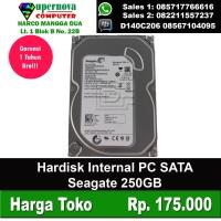 Hardisk Internal PC 250GB SATA Seagate