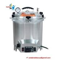 ALL AMERICAN 50X Autoclave Sterilizer Electric, 240V, 1650W