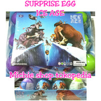 LIMITED STOCK Egg surprise Toy Story / Spiderman / ice age/ care Bears