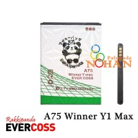 Baterai Evercoss A75 Winner Y Max A75A A75G Double IC Protection