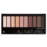 Wet N Wild Au Naturel 10-pan Eyeshadow Palette - 754A Nude Awakening