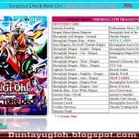Yugioh Structure Deck Hireoglyp / Hieratic Group (KW)