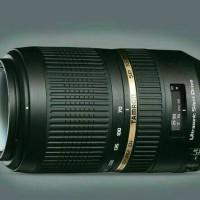 LENSA TAMRON SP 70-300mm F/4-5.6 VC FOR CANON/NIKON