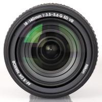 LENSA KAMERA NIKON AF-S DX 18-140mm f3.5-5.6G ED VR 18-140 mm