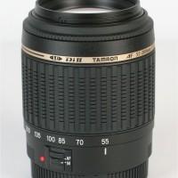 Lensa Tamron AF 55-200mm f/4-5.6 DI II LD Macro For Nikon