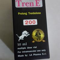 Tren E 200mg 10ml , la pharma