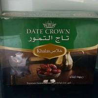 Kurma Date Crown Khalas 1 Kg Murah