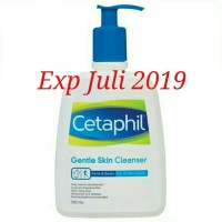 Jual Cetaphil Gentle Skin Cleanser 500ml Murah