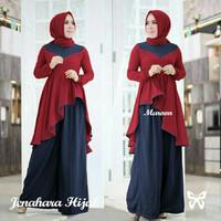 baju/pakaian wanita muslim jenahara