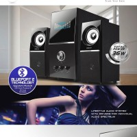 Speaker Sonicgear Evo 5 btmi garansi 1 tahun Semarang