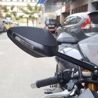 Spion Sein Kecil Model Rizoma Veloce Yamaha YZF R6 Full CNC