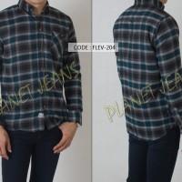 !NEW! Kemeja flanel pria / baju hem flannel untuk cowok tangan panjang