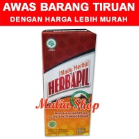 Madu Herbal HERBAPIL (BATUK PILEK) 100 ml HIU