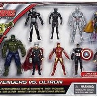 9 Hasbro Marvel Avengers v Age Of Ultron Action Figures Doll Play Set