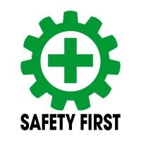 Sticker Safety Helm