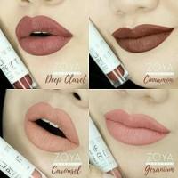 Zoya Lip Paint Velvet Matte / Lip Cream Matte