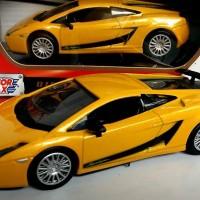 Lamborghini Gallardo Superleggera Motormax Skala 1 : 43