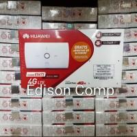 Mifi Modem Wifi Router 4G UNLOCK Huawei E5673 Free Smartfren 45Gb 1Thn