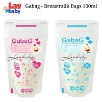 Jual Gabag Kantong Asi 100ml breastmilk storage bags Murah