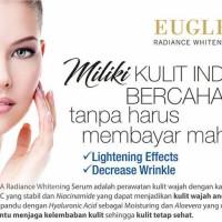 EUGLENA Serum Whitening Serum Vitamin Serum Wajah Serum Korea Gold