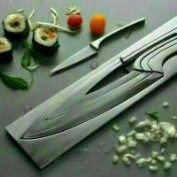 Jual Pisau Dapur S2 Professional kitchen Chef Set Murah