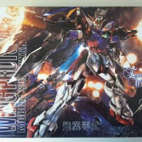 MG 1/100 Gundam Wing Proto Zero Master Grade Daban Model Include Base