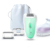 Jual Philips SatinSoft HP6521 Wet & Dry Epilator with Skin Care System  Murah