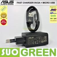 [Original100%]9V/2A Fast Charger Asus Original Zenfone 2 - Tech QC2.0