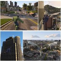 GTA V PC Games Full mod Ironman Hulk khusus Medan