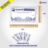 GABAG Ice Gel Kecil 200ml | Ice Pack | Icegel | Gel Pendingin